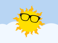 Hipster Sun
