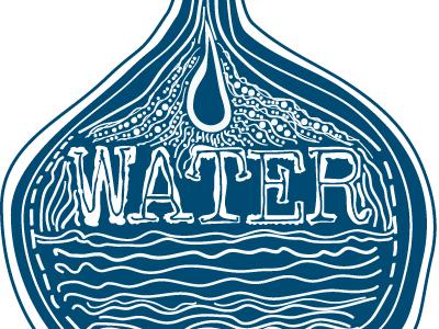Tshirt design tshirt vector typography water logo beach
