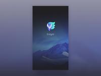 Enlight app - splash - retrospective