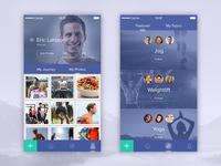 Healthgram App Concept