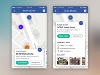 Daily UI #1 - Travel Local App