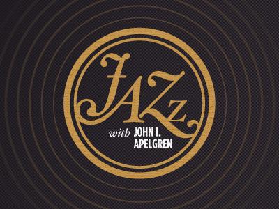 Jazz jazz vocal music typography