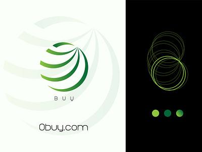 Obuy Logo branding graphic design design illustration logo