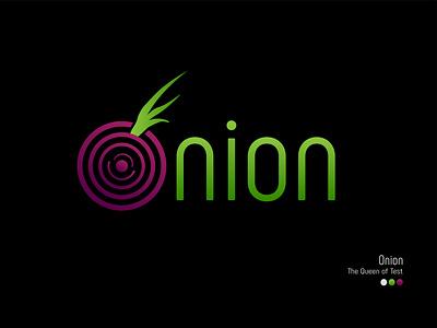 Onion vector design graphic design illustration logo