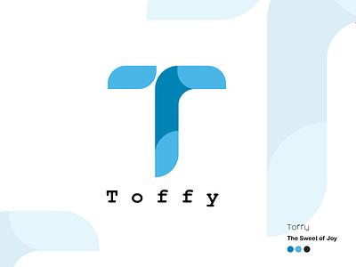 Toffy branding vector illustration graphic design design logo