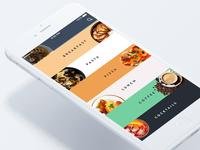 Restaurant-booking app