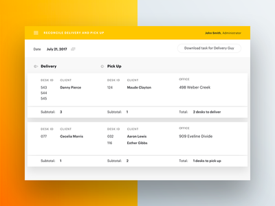 Invoice form form invoice delivery pick up