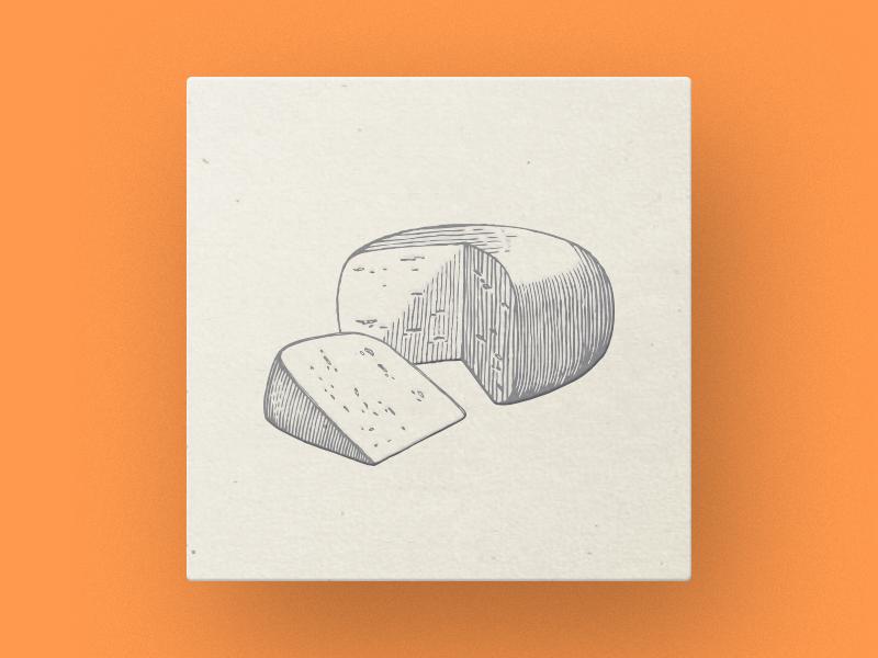 Cheese shot