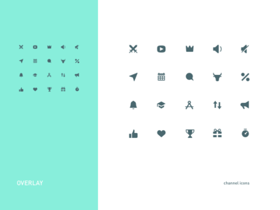 OVL channel icons pack