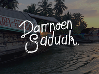 Damnoen Saduak | Another Place