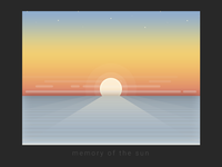 Memory of the Sun