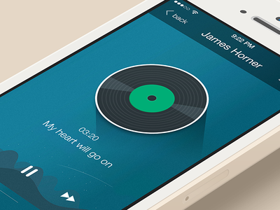 Music Play For Flat