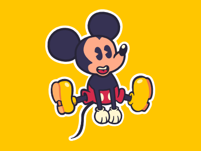 Mickey Mouse Hop