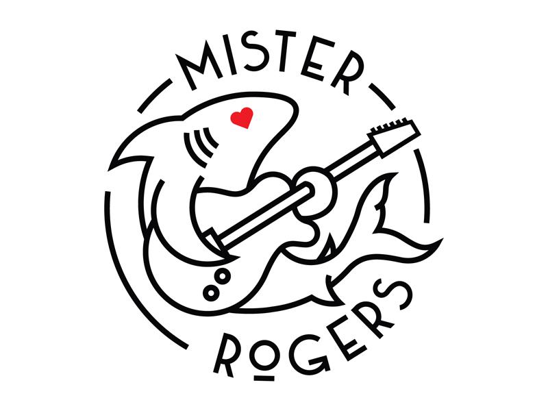 Mister Rogers by MODESTA ŽEMGULYTĖ on Dribbble