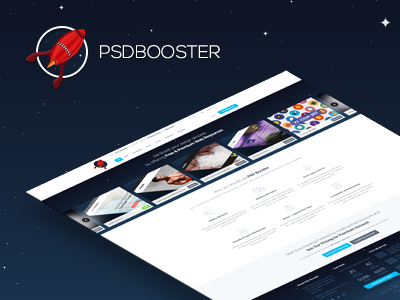 Psdbooster is live