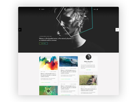 Chivalric Blog Template