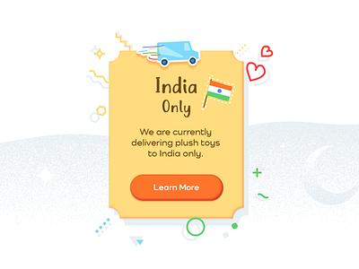 Plush toys website section joy shipping web design plushtoys fun india art imagination draw kids rollers toys softtoys