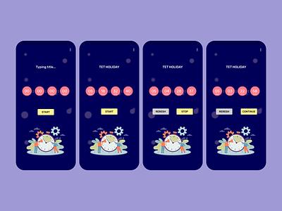 Countdown Timer | Daily UI 014 014 countdown timer | daily ui 014 design app dailyui ux ui