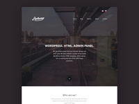 AirTheme | Personal Website