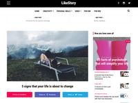 LikeStory - More Interesting Posts