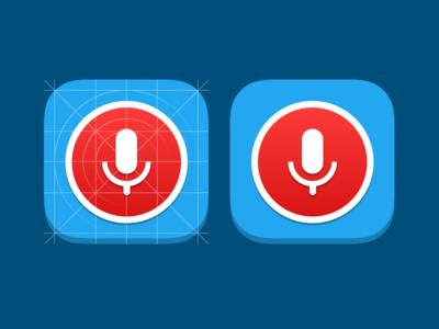 Behu App mobile record