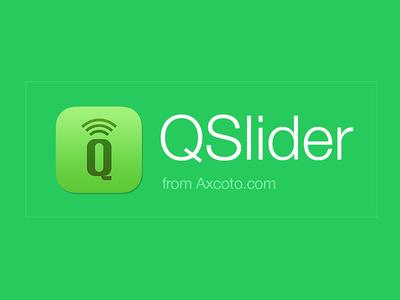 QSlider App qslider