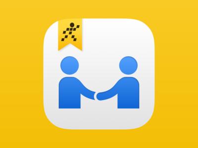 Mobile World Partner App Icon