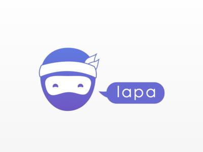 Lapa Logo landing page lapa