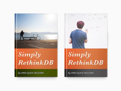 Simply RethinkDB Book Cover rethinkdb book cover