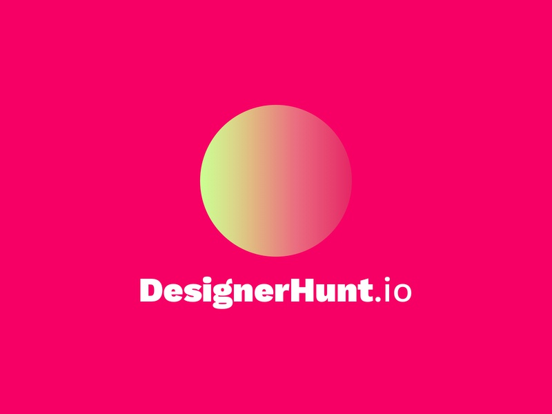Designer Hunt - Follow & Learn From The Best Designers