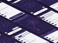 Gett Taxi App - All Screens