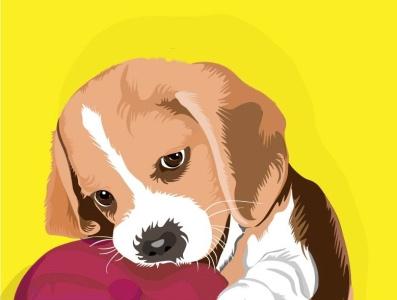Innocence graphic design vector illustration design