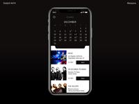 Daily UI #070 - Event Listing