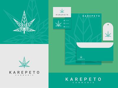 cannabis logo busines cannabis design hospital sell cannabis simbol logo awesome logo ideas logo inspire logo inspiration brand lettering vector logo icon design branding