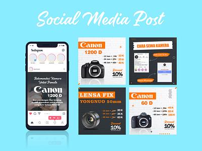 isntagram post branding graphic design