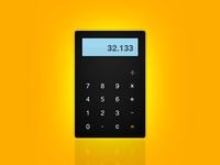 Calculator Widget
