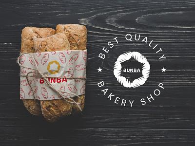 Bakery food shop bakery vector illustration icon design brandidentity branding logo graphic design