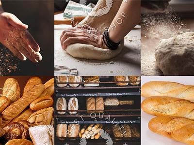 Bakery bun food shop bakery vector logo illustration icon graphic design design branding brandidentity