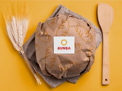 Bakery bakery shop food bun vector logo illustration icon graphic design design branding brandidentity