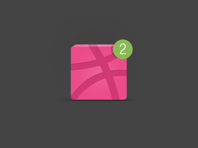 Dribbble invitation X2 dribbble invitation flat icon notification invites