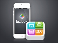 Bizibox app icon