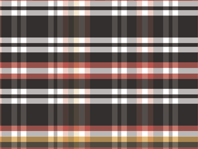 Black Plaid repeating pattern seamless pattern vector illustration