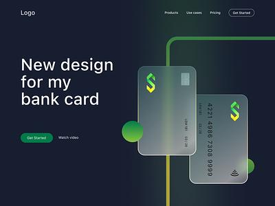 Good morning! bank visual ux ui design
