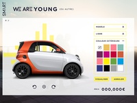 Smart — Webdesign