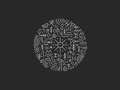Flash — Ethnic ethnic sketch design illustration