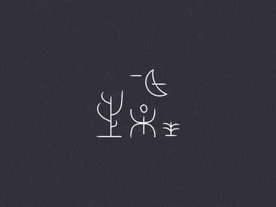 Flash — Ethnic primitive ethnic sketch minimalist travel vector design identity branding illustration