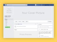Facebook mockup 1366x1025