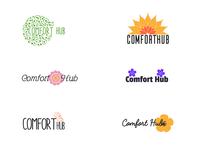 Comfort Hub Logo Design