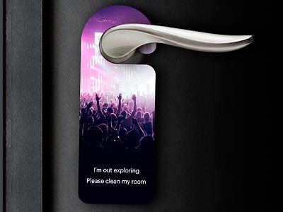 Door Tag Mockup free mockup free mockups free door hanger design branding mockup door tag