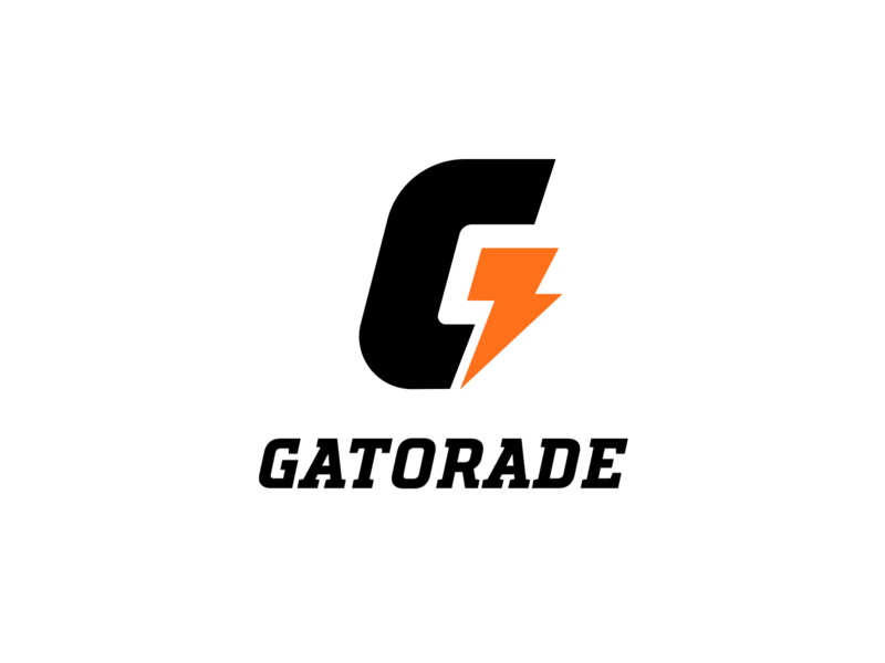 Gatorade Redesign Alternative redesign icon gatorade branding logo
